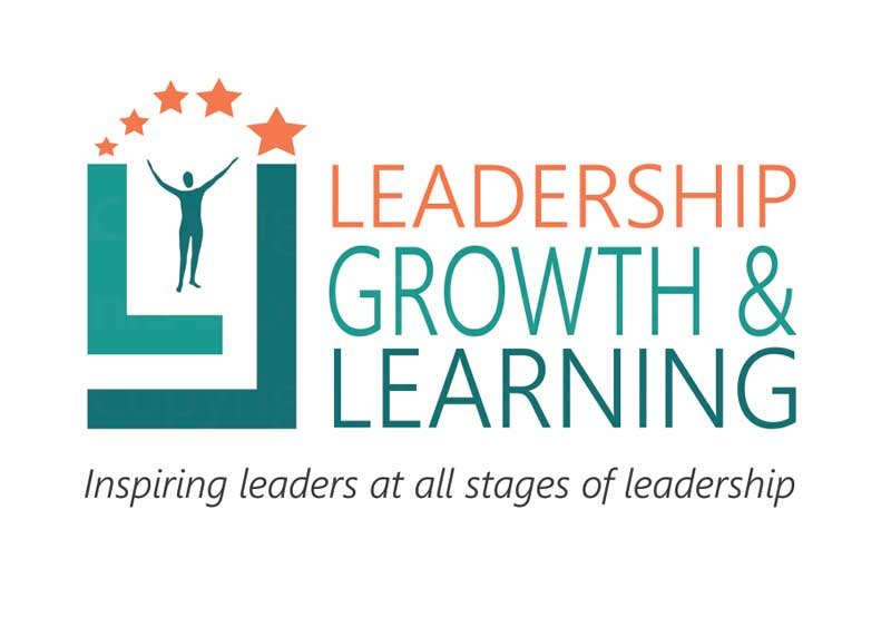 logo for leadership growth learning